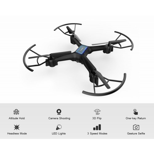 DEALDIG - Flymax 2 WiFi Quadcopter 2 4G FPV Streaming Drone